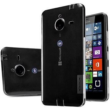 NILLKIN Nature pro Microsoft Lumia 640 XL transparentní (25138)
