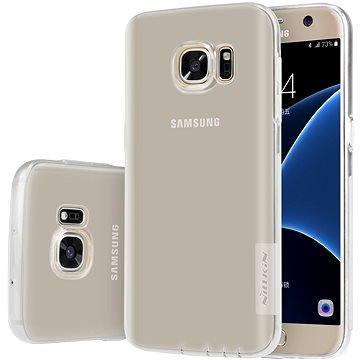 Nillkin Nature pro Samsung Galaxy S7 G930 transparentní (8595642222306)