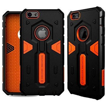 NILLKIN Defender II pro iPhone 7 Black/Orange (8595642242052)