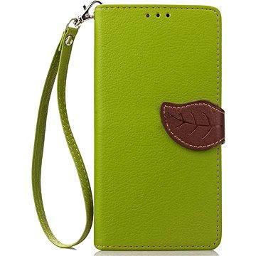 Lea Leaf na iPhone 7 Plus zelené (T-iP7P-5008A)