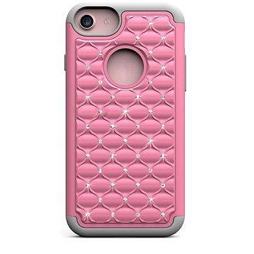 Lea Bumper růžový pro iPhone 7 a iPhone 8 (T-iP7-4029A)