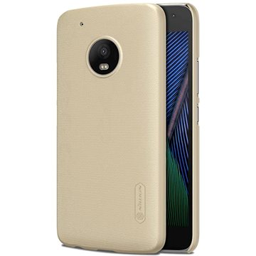 Nillkin Frosted Gold pro Lenovo Moto G5 Plus (8595642294501)