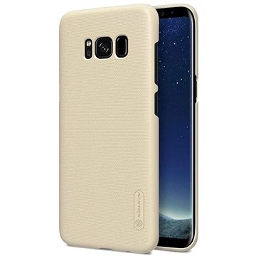 Nillkin Frosted Gold pro Samsung G955 Galaxy S8 Plus (8595642294563)