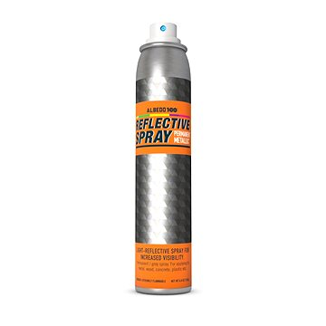 Albedo100 Permanent Metallic 200ml PL Reflective Spray (7327)