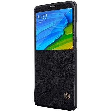 Nillkin Qin S-View pro Xiaomi Mi A2 Black (6902048157699)