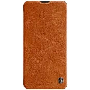 Nillkin Qin Book pro Samsung Galaxy A50 Brown (6902048175686)