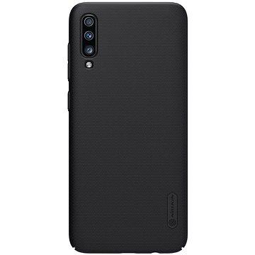 Nillkin Frosted Zadní Kryt pro Samsung A70 Black (6902048176508)
