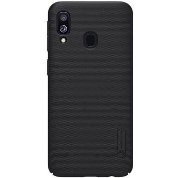 Nillkin Frosted Zadní Kryt pro Samsung A40 Black (6902048177079)