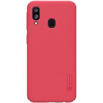 Nillkin Frosted Zadní Kryt pro Samsung A40 Red (6902048177093)