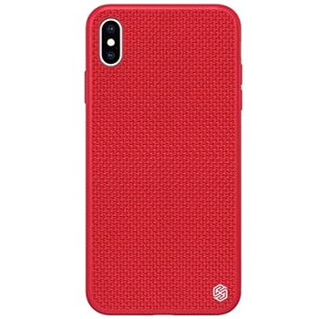 Nillkin Textured Hard Case pro Apple iPhone X/XS Red (6902048175785)