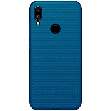 Nillkin Frosted Zadní Kryt pro Xiaomi Redmi Note 7 Blue (6902048176157)