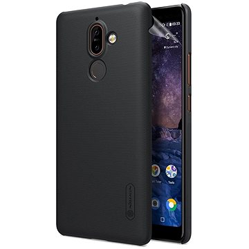 Nillkin Frosted pro Nokia 7 Plus Black (6902048154858)