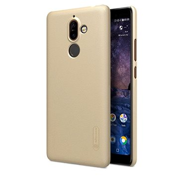 Nillkin Frosted pro Nokia 7 Plus Gold (6902048154889)