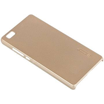 Nillkin Super Frosted Gold pro Huawei Ascend P8 Lite (8592118830638)