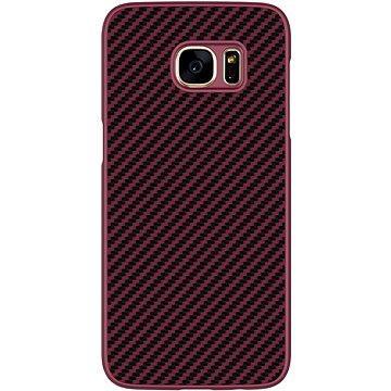 Nillkin Synthetic Fiber Carbon Red pro Samsung G935 Galaxy S7 Edge (8595642233883)