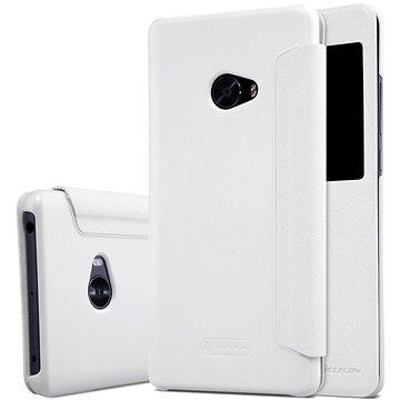 Nillkin Sparkle S-View White pro Xiaomi Mi Note 2 (8595642252419)