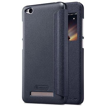 Nillkin Sparkle S-View Black pro Xiaomi Redmi 4A (8595642252426)
