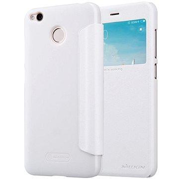 Nillkin Sparkle S-View White pro Xiaomi Redmi 4X (8595642262296)