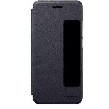 Nillkin Sparkle S-View Black pro Huawei P10 (8595642262302)