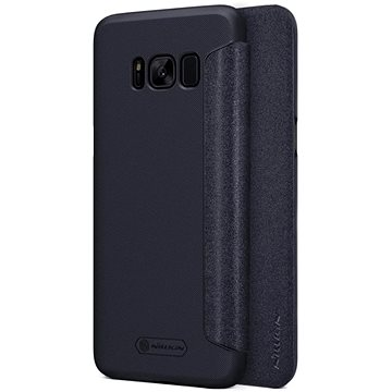Nillkin Sparkle Folio Black pro Samsung G950 Galaxy S8 (8595642294839)