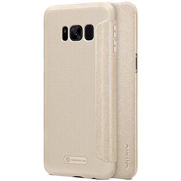 Nillkin Sparkle Folio Gold pro Samsung G950 Galaxy S8 (8595642294846)