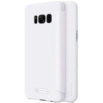Nillkin Sparkle Folio White pro Samsung G950 Galaxy S8 (8595642294853)