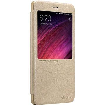 Nillkin Sparkle S-View pro Xiaomi Redmi Note 5A Gold (8595642271328)