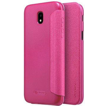 Nillkin Sparkle Folio pro Samsung J530 Galaxy J5 2017 Pink (8595642267055)