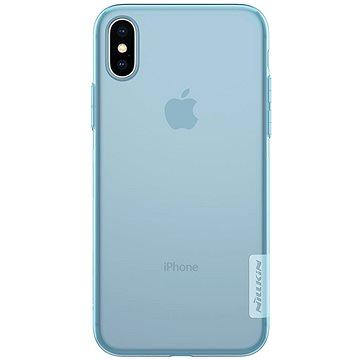 Nillkin Nature pro Apple iPhone X Blue (8595642271113)
