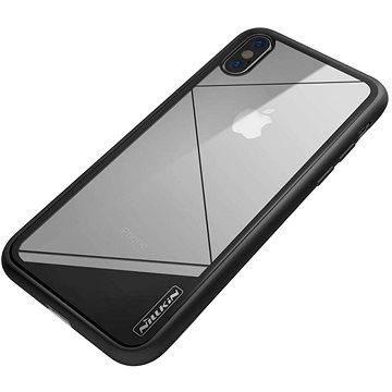 Nillkin Tempered Hard pro Apple iPhone X Black (6902048152885)