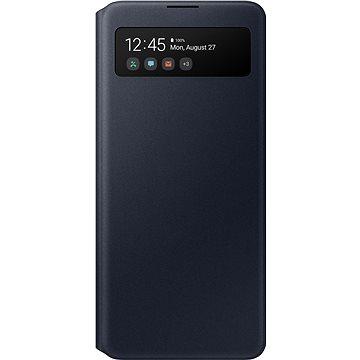 Samsung flipové pouzdro S View pro Galaxy A51 černé (EF-EA515PBEGEU)