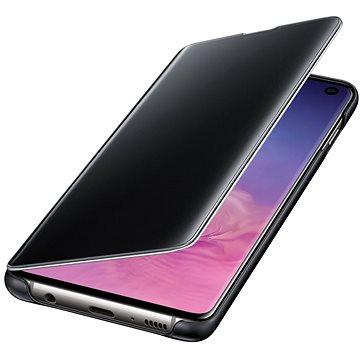 Samsung Galaxy S10 Clear View Cover černý (EF-ZG973CBEGWW)