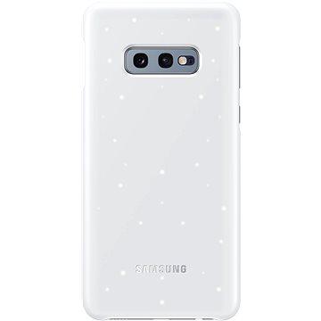 Samsung Galaxy S10e LED Cover bílý (EF-KG970CWEGWW)