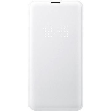 Samsung Galaxy S10e LED View Cover bílý (EF-NG970PWEGWW)