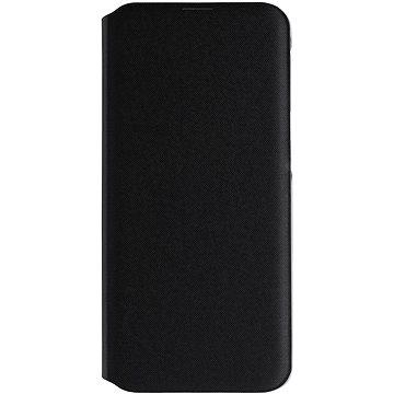 Samsung Galaxy A20e Flip Wallet Cover černé (EF-WA202PBEGWW)