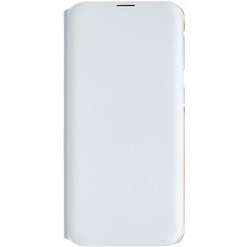 Samsung Galaxy A20e Flip Wallet Cover bílé (EF-WA202PWEGWW)