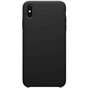 Nillkin Flex Pure silikonový kryt pro Apple iPhone XS Black (6902048165069)