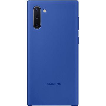 Samsung Silikonový zadní kryt pro Galaxy Note10 modrý (EF-PN970TLEGWW)