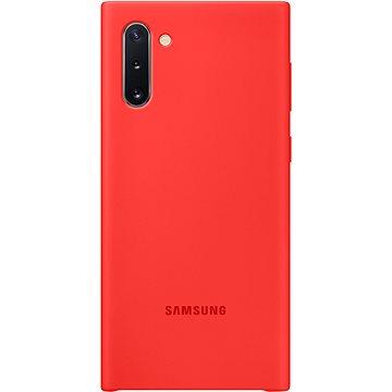 Samsung Silikonový zadní kryt pro Galaxy Note10 červený (EF-PN970TREGWW)