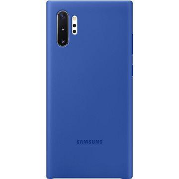 Samsung Silikonový zadní kryt pro Galaxy Note10+ modrý (EF-PN975TLEGWW)