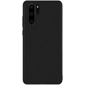 Nillkin Synthetic Fiber Carbon pro Huawei P30 Pro black (6902048173378)