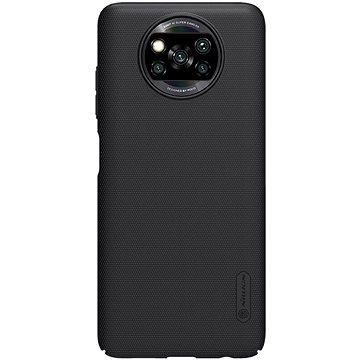 Nillkin Frosted pro Xiaomi Poco X3 Black (6902048206274)
