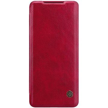 Nillkin Qin pro Samsung Galaxy S20 Ultra Red (6902048195004)