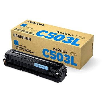 Samsung CLT-C503L azurový (CLT-C503L/ELS)