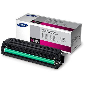 Samsung CLT-M504S purpurový (CLT-M504S/ELS)
