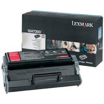 LEXMARK 12A7300 černý (12A7300)