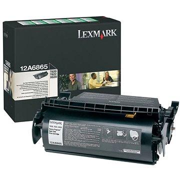 LEXMARK 12A6865 černý (12A6865)