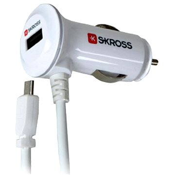 SKROSS Midget PLUS Micro USB Car Charger DC18