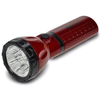 Solight nabíjecí LED svítilna červeno-černá (WN10)