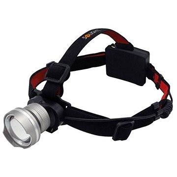Solight čelová LED svítilna, LED Cree XPG R5 (WH21)